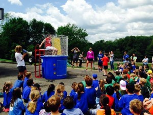 Field Day dunk tank